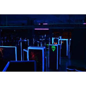 Adrenalínová laser game v jednej z najväčších laser arén na Slovensku