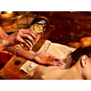 Ajurvedská masáž a indická sauna