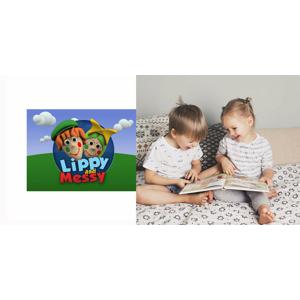 Angličtina hrou - DVD Lippy and Messy pre deti