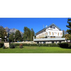 Aparthotel Belveder: Rodinná dovolenka blízko lanovky na Lomničák s možnosťou pivných kúpeľov