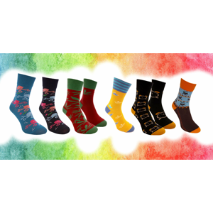 Atraktívne fashion ponožky pre pánov aj dámy značky Foxysoxy