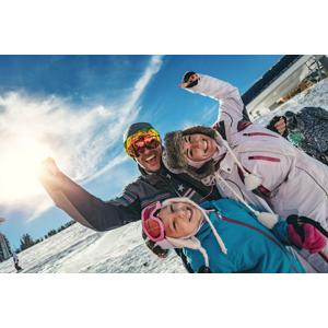 Celý deň na svahu so skipassom do Snowpark Lučivná s možnosťou večerného lyžovania