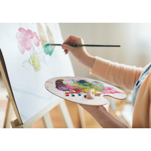 Darčekový poukaz pre každú umeleckú dušu – kreatívny kurz podľa výberu v ateliéri Evalon