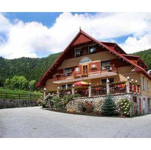 Dovolenka v panenskej prírode s neobmedzeným bazénom a polpenziou v Horskom hoteli Gejdák***, pobyty platné aj počas Silvestra