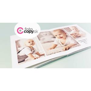 Exkluzívna novinka - fotokniha sextra hrubými stranami a plochou väzbou (Lay-Flat)