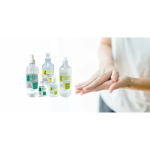 Gélová dezinfekcia na ruky, ktorá zničí 99,99 % baktérií, vyrobená na Slovensku