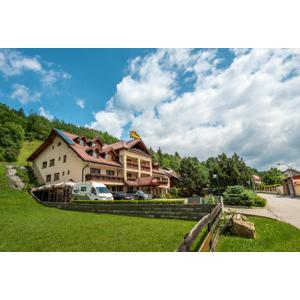 Hotel Fatra: Centrum Jánošíkovho rodiska v obklopení krásnych hôr