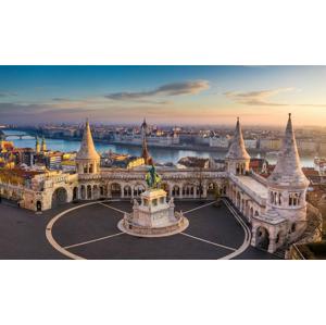 Hotel Gloria*** Budapest City Center s raňajkami, pálenkou na privítanie a večerou v deň príchodu