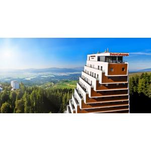 Hotel Panorama**** pri Štrbskom plese s polpenziou a dieťaťom do 11 rokov v cene