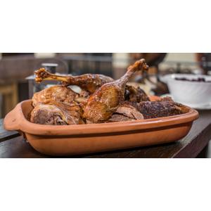 Husacie alebo kačacie hody z reštaurácie Husacina u Galika - aj k vám domov