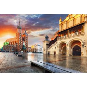 Jednoduché a praktické ubytovanie pre dvoch v hoteli Start** blízko centra Krakova