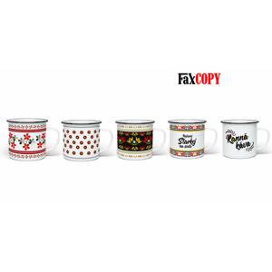 Kolekcia plechových hrnčekov s motívmi pre celú rodinu s osobným odberom ZADARMO až v 40 predajniach FaxCOPY