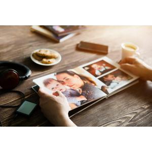 Kvalitná fotokniha z vašich najobľúbenejších fotografií (rôzne varianty)