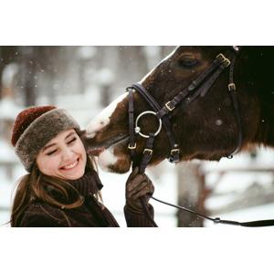 Lekcie jazdenia na koni s inštruktorom pre deti aj dospelých