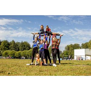 Letný tábor Cheerleaders Camp