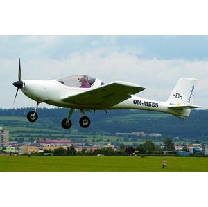 Lietanie s možnosťou pilotovania na skúšku - pohľad z inej perspektívy vás dostane