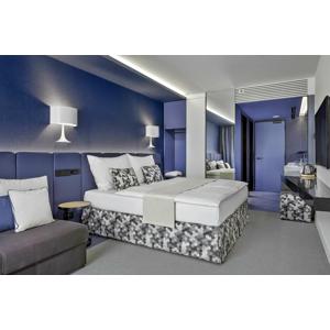 Luxusný hotel Urban Creme v centre Prahy s raňajkami a fľašou vína