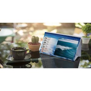 Nástenné alebo stolové fotokalendáre 2022 od Tarawera Design