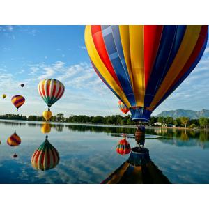 Nezabudnuteľný let balónom pre 1 až 2 osoby