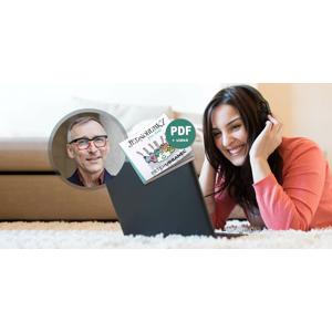 Nová motivačná e-kniha pre každého a obchodnícke online tréningy od známeho kouča Petra Urbanca