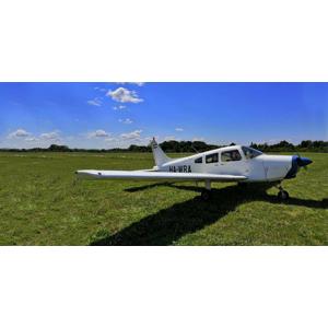 Oboznamovací vyhliadkový let na štvormiestnom lietadle s možnosťou pilotovania - pilot na skúšku