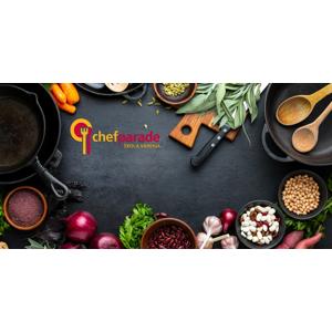 Online kurzy varenia Chefparade + možnosť dovozu všetkých surovín