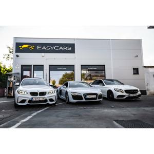 Prenájom exkluzívnych športových aut v Easycars