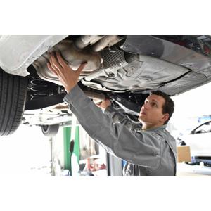 Profesionálne strojové čistenie DPF/FAP filtra a katalyzátora (osobné vozidlo)