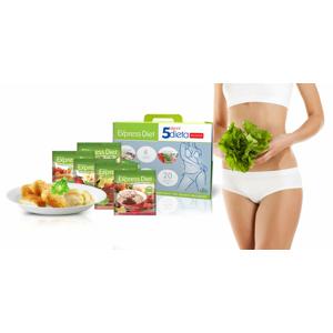 Proteínová 1- alebo 5-dňová ketodiéta Express Diet
