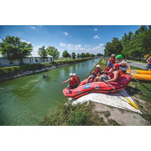 Rafting na Divokej Vode