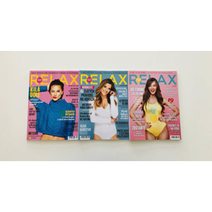 Ročné predplatné magazínu Relax o zdravom životnom štýle