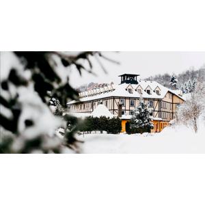 Rodinný hotel GOLFER*** v tichu Kremnických vrchov len 15 minút od ski centra Skalka aréna