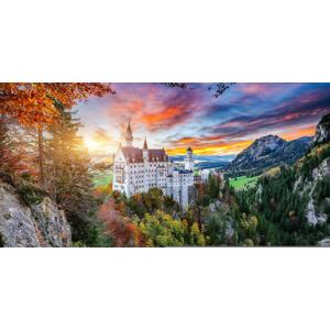 Rozprávkové bavorské zámky a príbeh kráľa Ludwiga II.