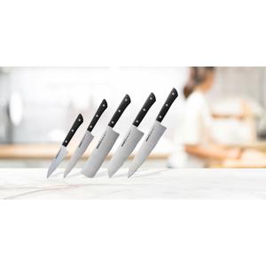 Sada 3 alebo 5 prémiových nožov Samura Harakiri (vo väčšej sade aj obľúbené japonské typy)