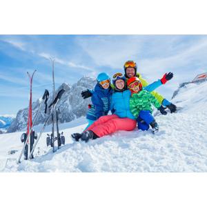 SKI Mlynky – Biele Vody s celodenným skipasom (nenáročný svah ideálny pre rodiny s deťmi)
