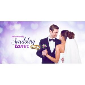 Svadobný tanečný rýchlokurz v Tanečnej škole TOP CENTRUM - termíny 2021