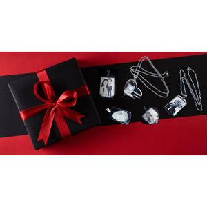 Tip na darček: Retiazky a šperky z chirurgickej ocele s gravírovaním (vlastná fotka alebo text)