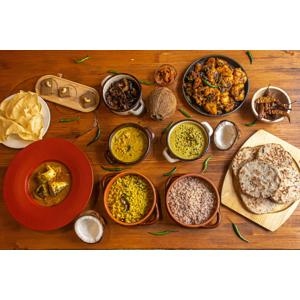 Tradičné Srí Lanské menu pre 2 osoby od šéfkuchára Anjana Thambawitage