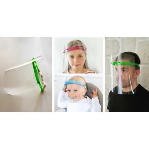 Vyrobené na Slovensku: Ochranný štít pre lekárov, učiteľov, predavačov, kuriérov – aj nový otvárateľný model