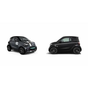 Zaži nekompromisné elektrické vozidlo – prenájom smart EQ fortwo