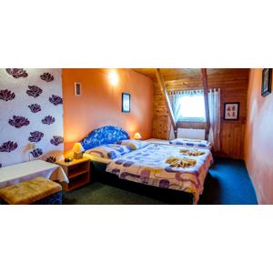 Zimná pohoda v hoteli Fran uprostred českých Beskýd s polpenziou, bazénom, saunou a dieťaťom do 10 rokov zdarma