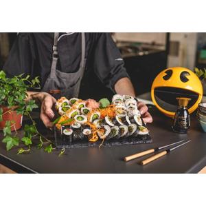 Žravka Bistro: Sushi set so sebou, ktorý má štýl